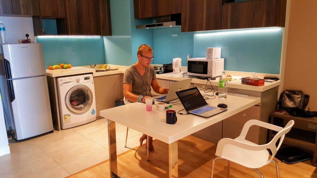 Naše kancelář :-)