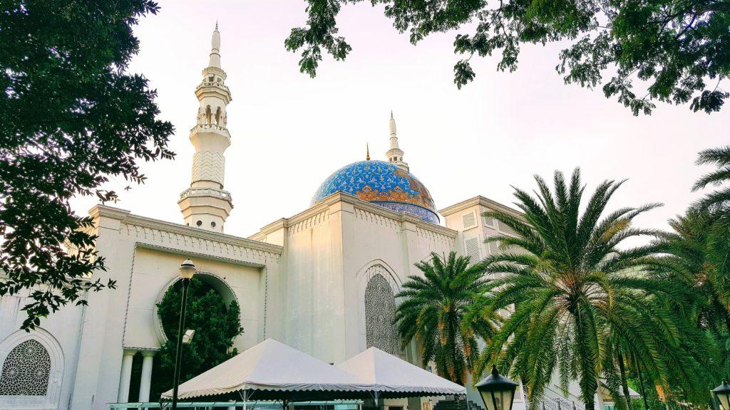 Mešita Masjid Albukhary
